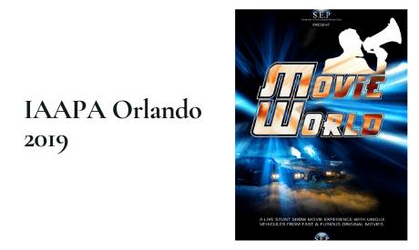 IAAPA Orlando 2019