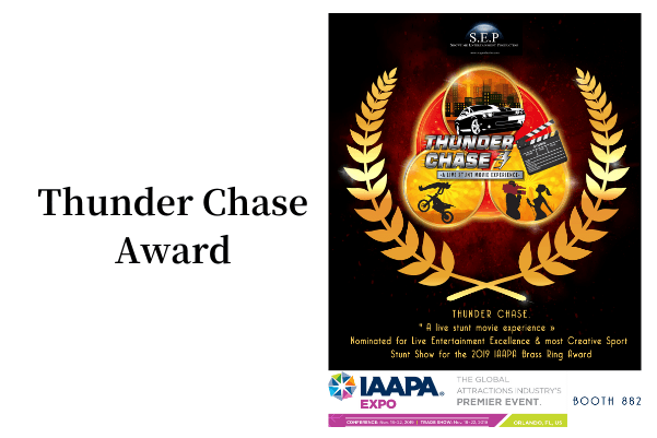 Thunder Chase Award